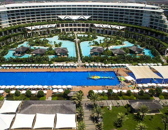 Тур в отель Maxx Royal Belek Golf Resort 5* 165