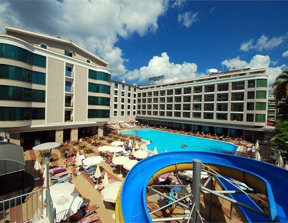 Тур в отель Pasa Beach 4* 1