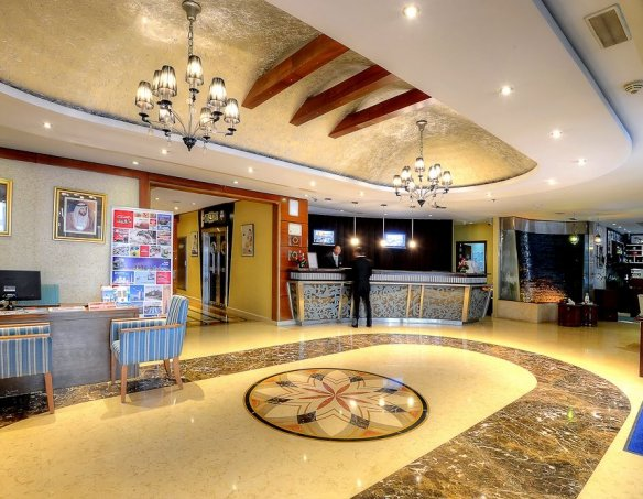 Тур в отель Golden Tulip Al Barsha 4* 17