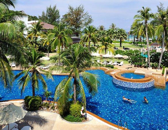 Тур в отель Katathani Phuket Beach Resort 5*  2