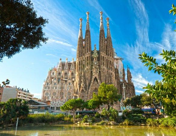 Тур в отель Catalonia Sagrada Familia 3* 1