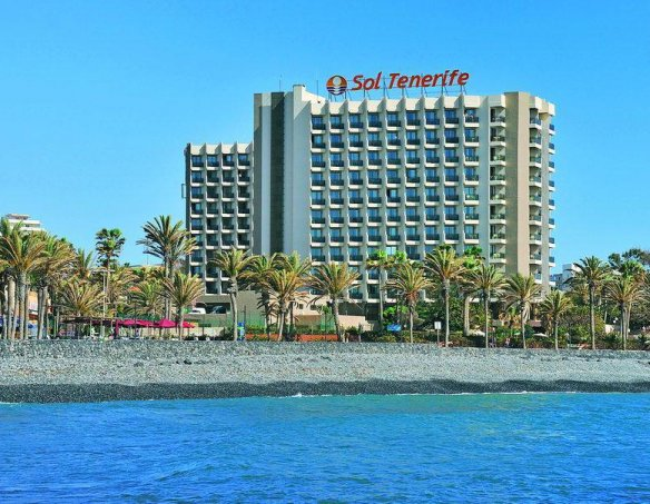 Тур в отель Sol Tenerife 4* 7