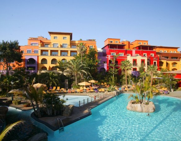 Тур в отель Europe Villa Cortes 5* 5