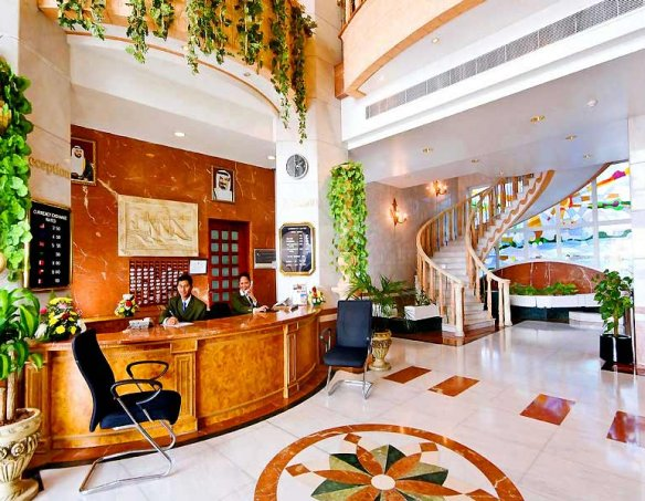 Тур в отель Ramada Beach Ajman 4* 15