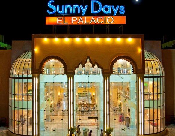 Тур в отель Sunny Days El Palacio 4* 14