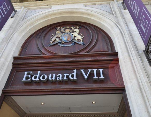 Тур в отель Edouard VII 4* 10