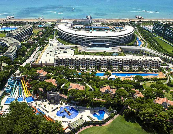 Тур в отель Maxx Royal Belek Golf Resort 5* 164