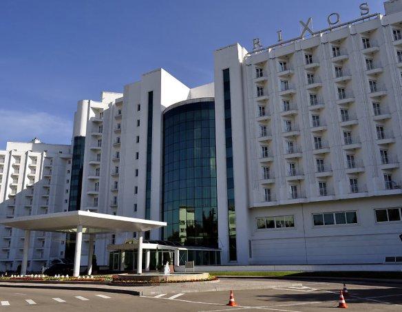 Тур в отель Риксос-Прикарпатье 1