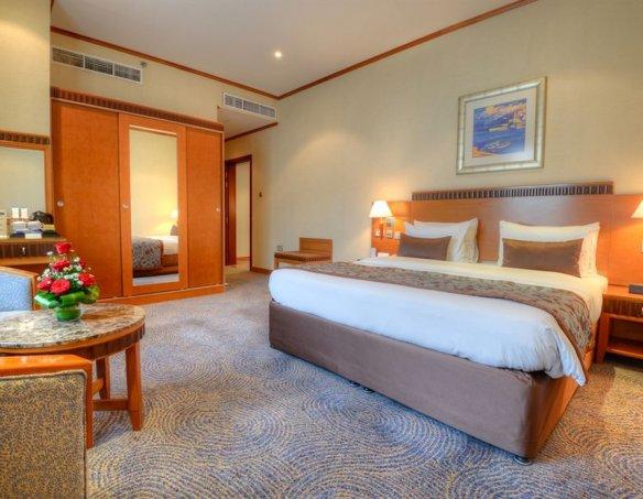 Тур в отель Golden Tulip Al Barsha 4* 29