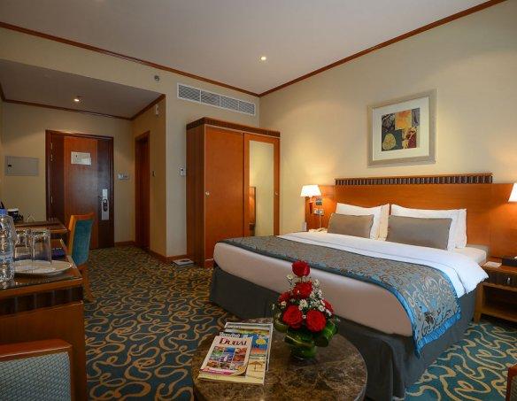 Тур в отель Golden Tulip Al Barsha 4* 7