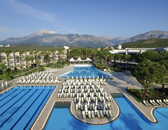 Тур в отель Alva Donna World Palace 5* 32