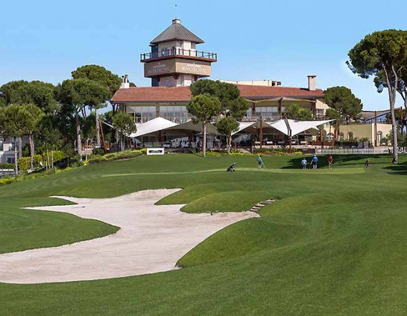 Тур в отель Maxx Royal Belek Golf Resort 5* 219