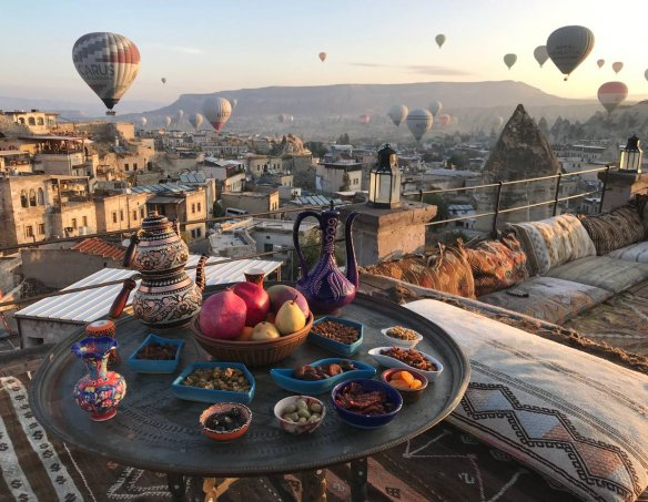 Тур в Каппадокию на майские By Cappadocia Hotel 1