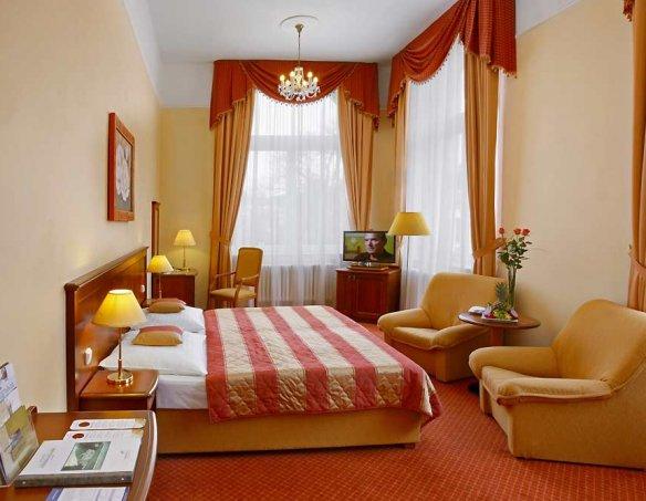Тур в отель Centralni Lazne 4* 20
