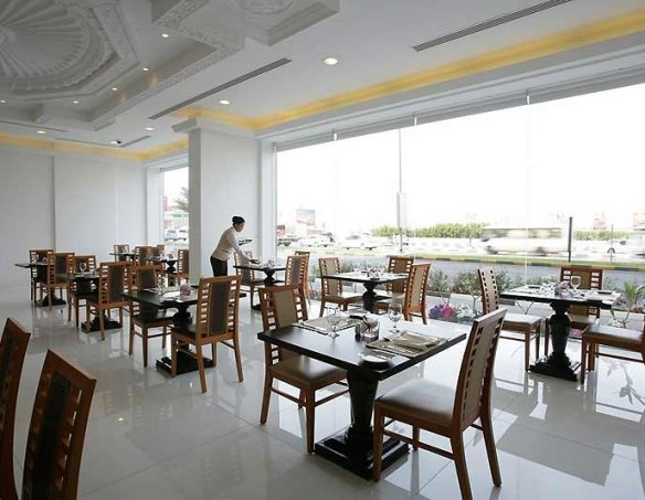 Тур в отель Ramada Beach Ajman 4* 4