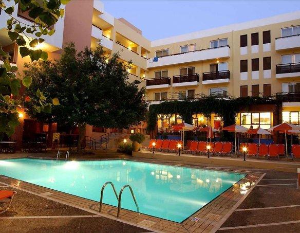 Тур в отель Atrium Hotel Rethymno 3* 2