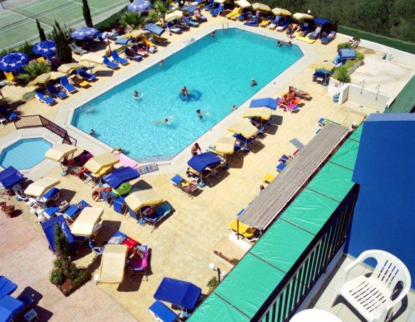 Тур в отель Kapetanios Odyssia 3*  2
