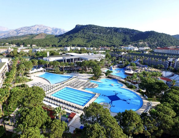 Тур в отель Alva Donna World Palace 5* 36