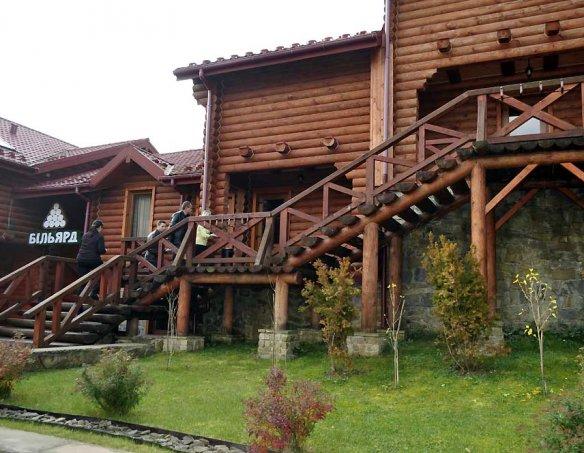 Тур на базу отдыха Славянка 9