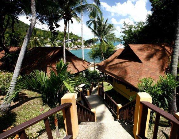 Тур в отель Coral Cove Chalet 3*  13