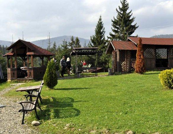Тур в пансионат Альпийский двор 3