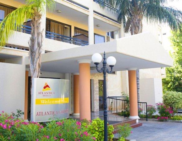 Тур в отель Atlantica Gardens 3*  7