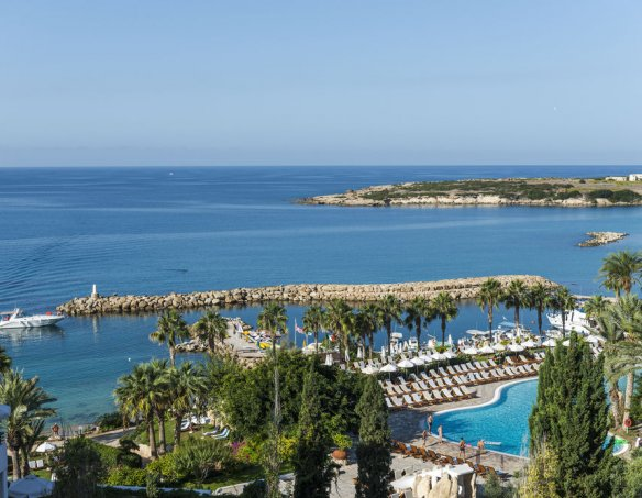 Тур в отель Coral Beach Paphos 5*  2