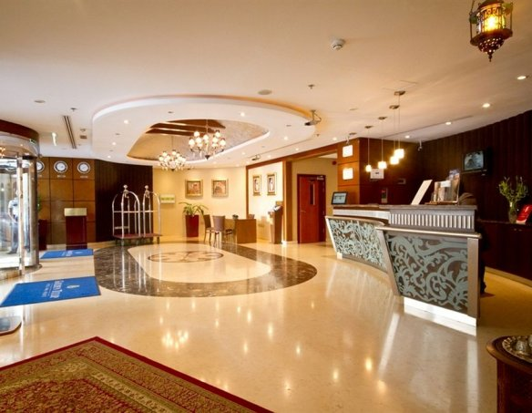 Тур в отель Golden Tulip Al Barsha 4* 21
