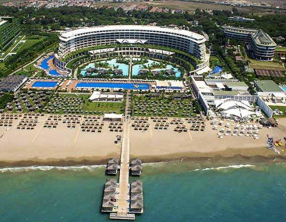 Тур в отель Maxx Royal Belek Golf Resort 5* 166