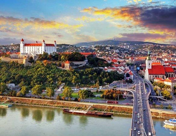 "Тур ""Дунайский Вояж"" (Братислава-Будапешт) 2"