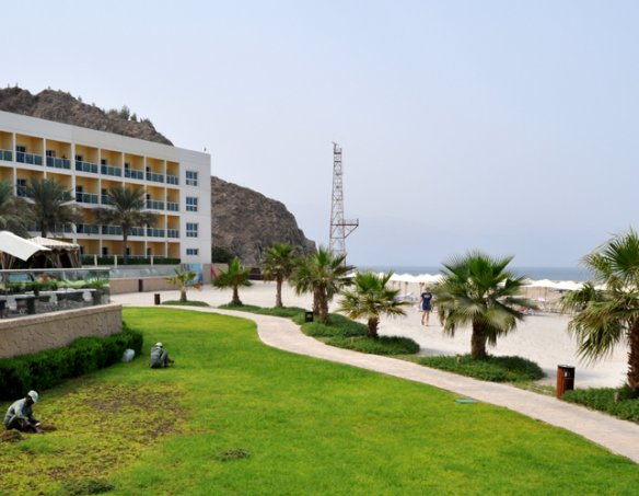 Тур в отель Radisson Blu Fujairah 5* 4
