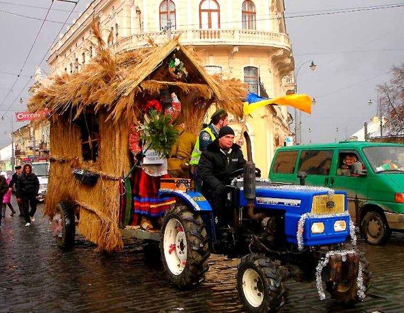 """Тур """"Новый год в Карпатах"""" 3"""