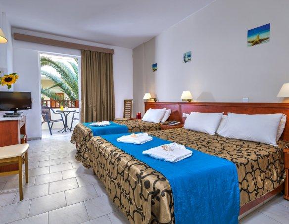 Тур в отель Rethymno Residence 3* 2