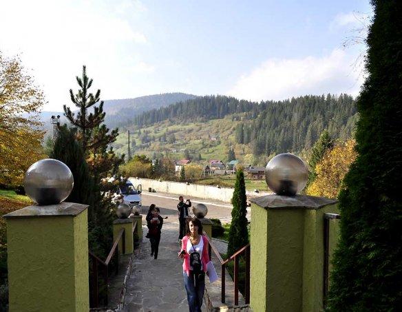 Тур в пансионат Славский 44