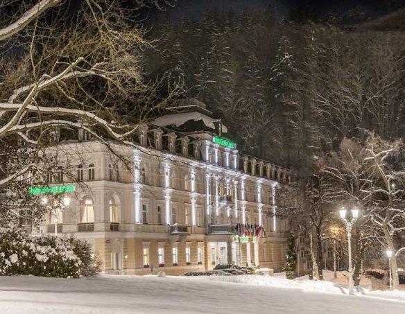 Тур в отель Centralni Lazne 4* 4