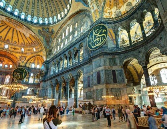 """Тур """"Загадочный Истанбул"""" (Несебер-Стамбул 3 дня) 5"""