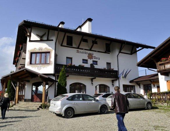 Тур в пансионат Альпийский двор 1