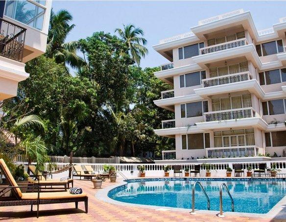 Тур в отель Ocean Palms 4* 11