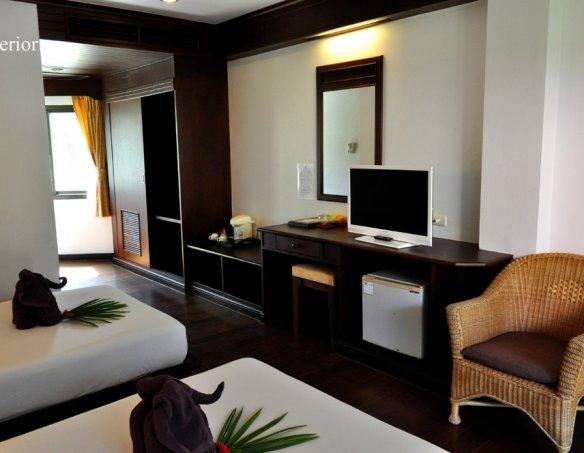 Тур в отель Klong Prao 3*  12