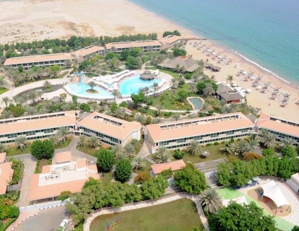 Тур в отель Le Meridien Al Aqah 5* 22