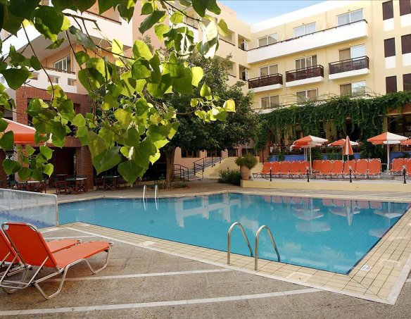 Тур в отель Atrium Hotel Rethymno 3* 1