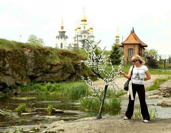 """Тур """"Украинская Швейцария - интересные места Украины"""" 8"""