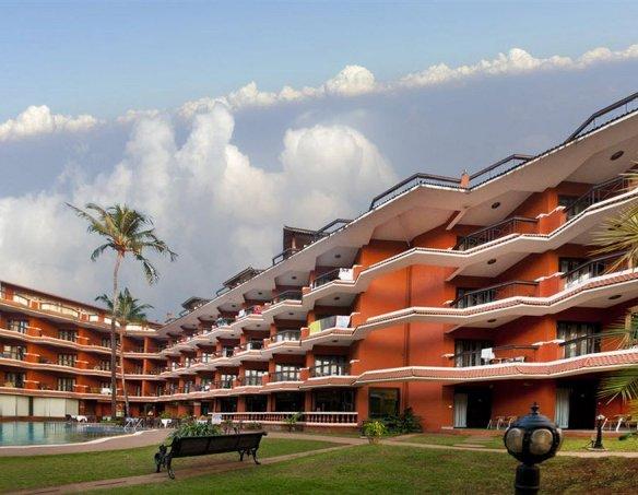 Тур в отель Baga Marina 3*+ 12
