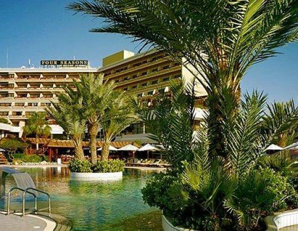 Тур в отель Four Seasons 5*    3