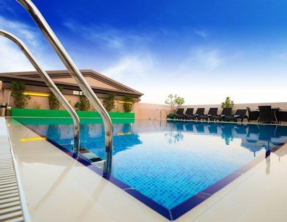 Тур в отель Golden Tulip Al Barsha 4* 1
