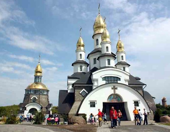 """Тур """"Украинская Швейцария - интересные места Украины"""" 10"""