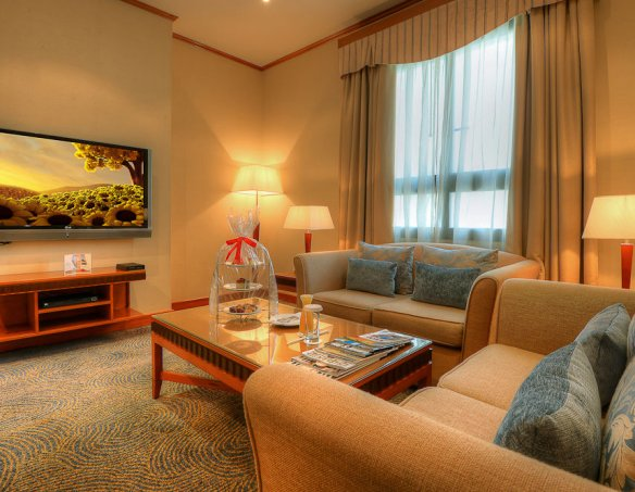 Тур в отель Golden Tulip Al Barsha 4* 2