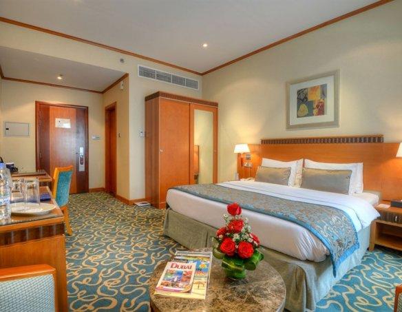 Тур в отель Golden Tulip Al Barsha 4* 31