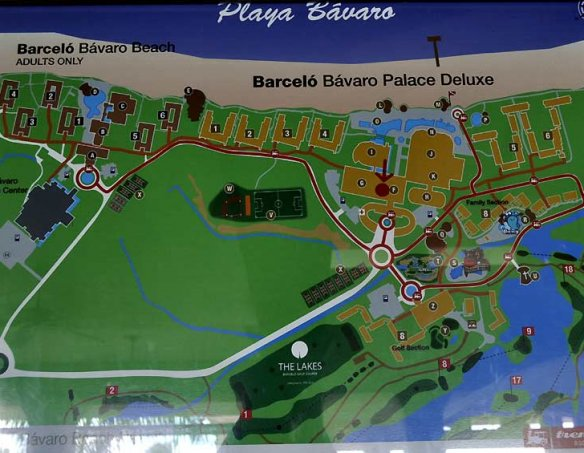 Тур в отель Barcelo Bavaro Palace Deluxe 5* 56