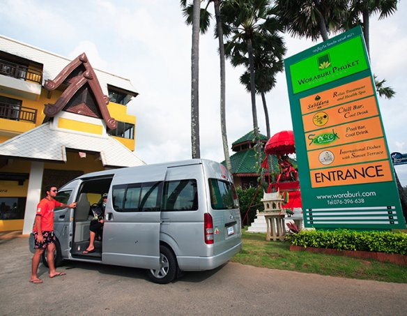 Тур в отель Woraburi Resort Phuket 5* 33